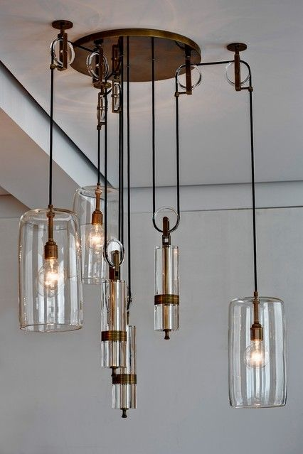 How One Designer Made A 39 000 Chandelier Inspired By Galileo