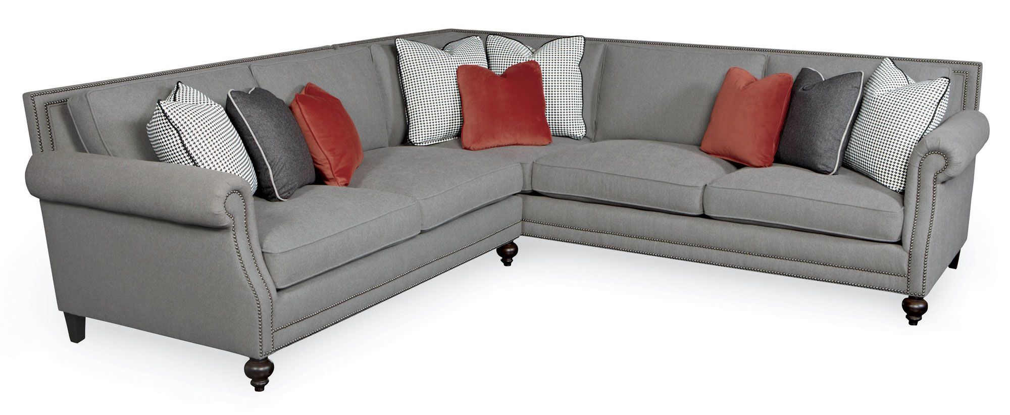 bernhardt brae sectional sofa fabric designs malaysia b6893 b6842 barns