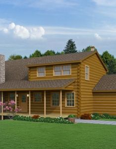 Log home floor plans for the unique carlsbad design are here kit cabin features sq bedrooms baths in stories and also has both rh pinterest