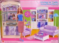 Barbie Living Room And Doll | www.pixshark.com - Images ...