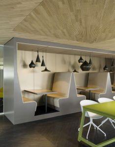 Inside drees  sommers decentralized stuttgart offices also interior rh pinterest