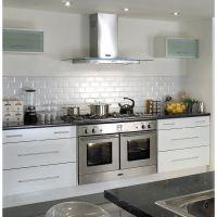 Side By Side Double Oven Range | Kitchen Island Idea ...