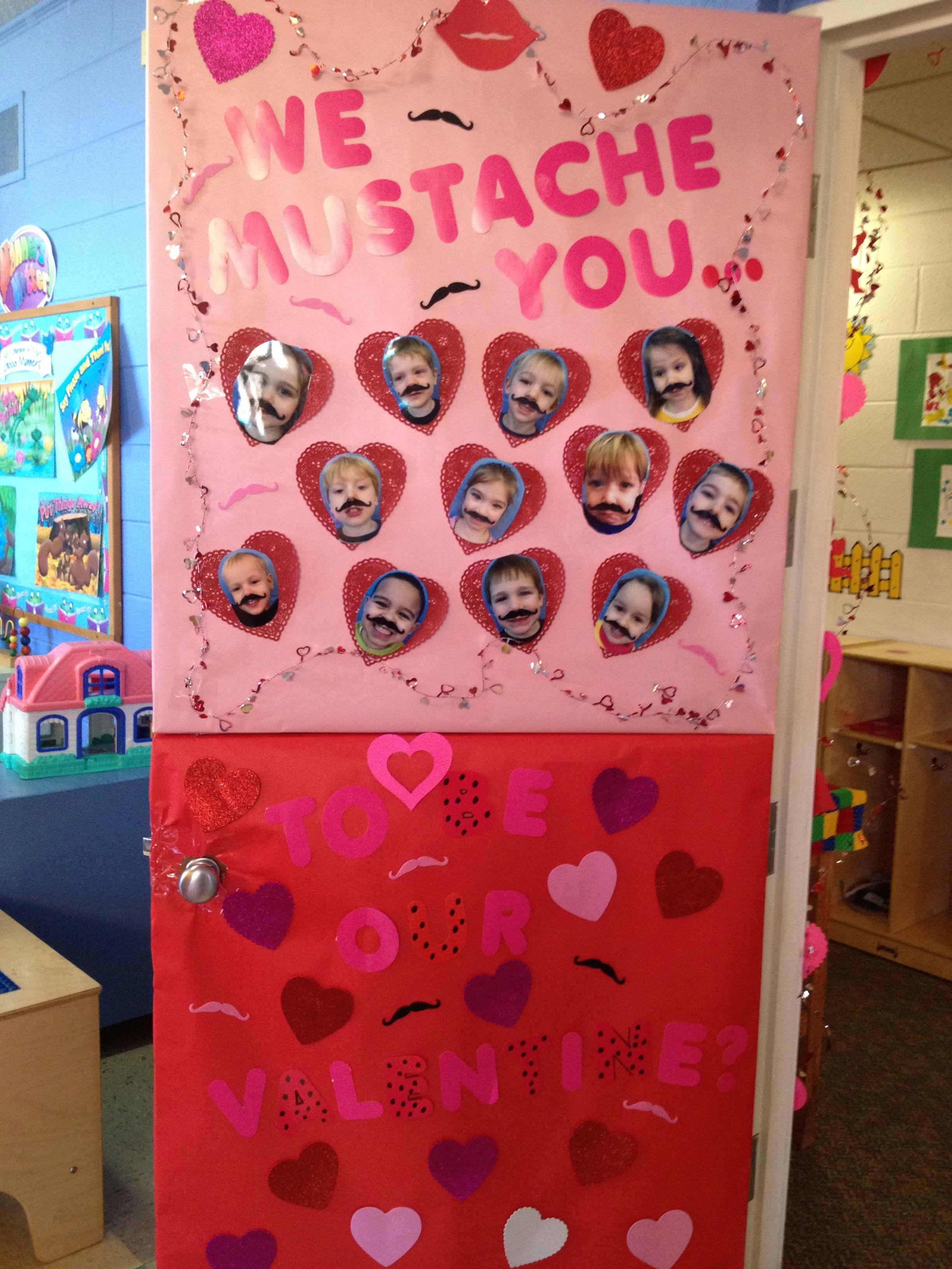 Valentine Door Ideas Amp Heart Door Garland From Cereal