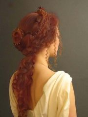 middle ages hairstyles - google