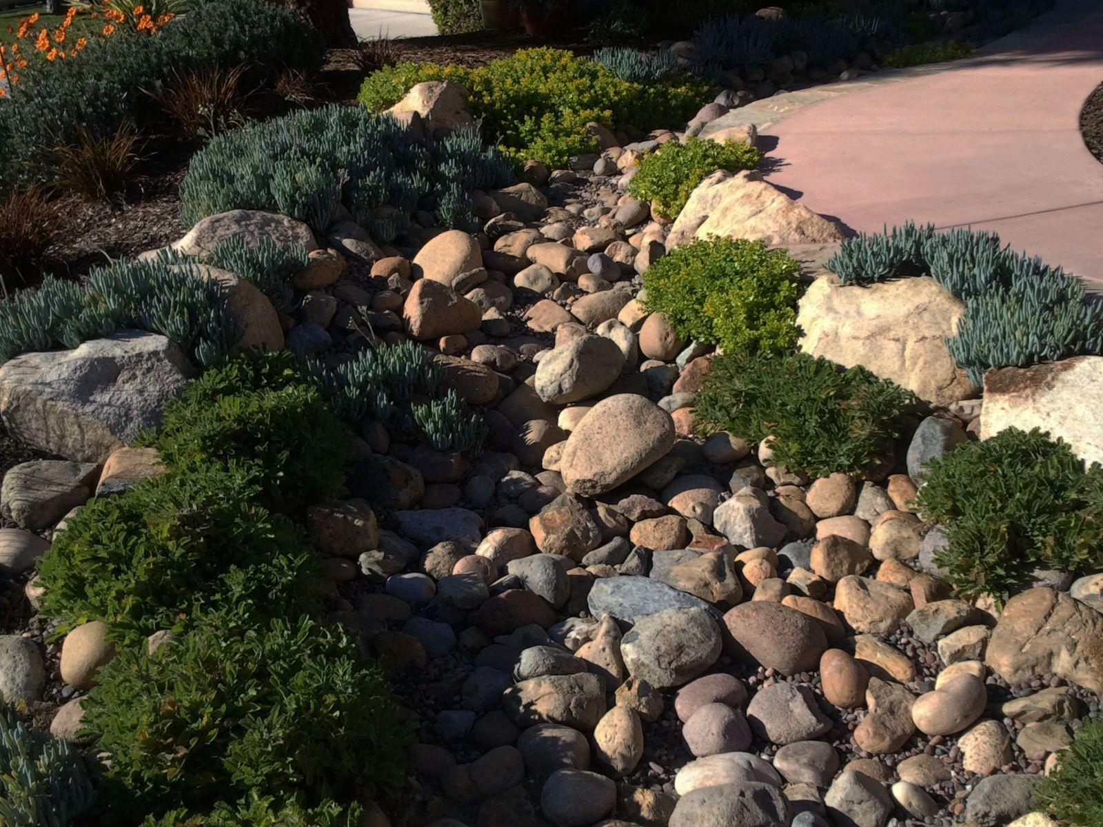 Outdoor Garden Rocks