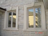 stone sills around exterior windo | Home Exteriors ...