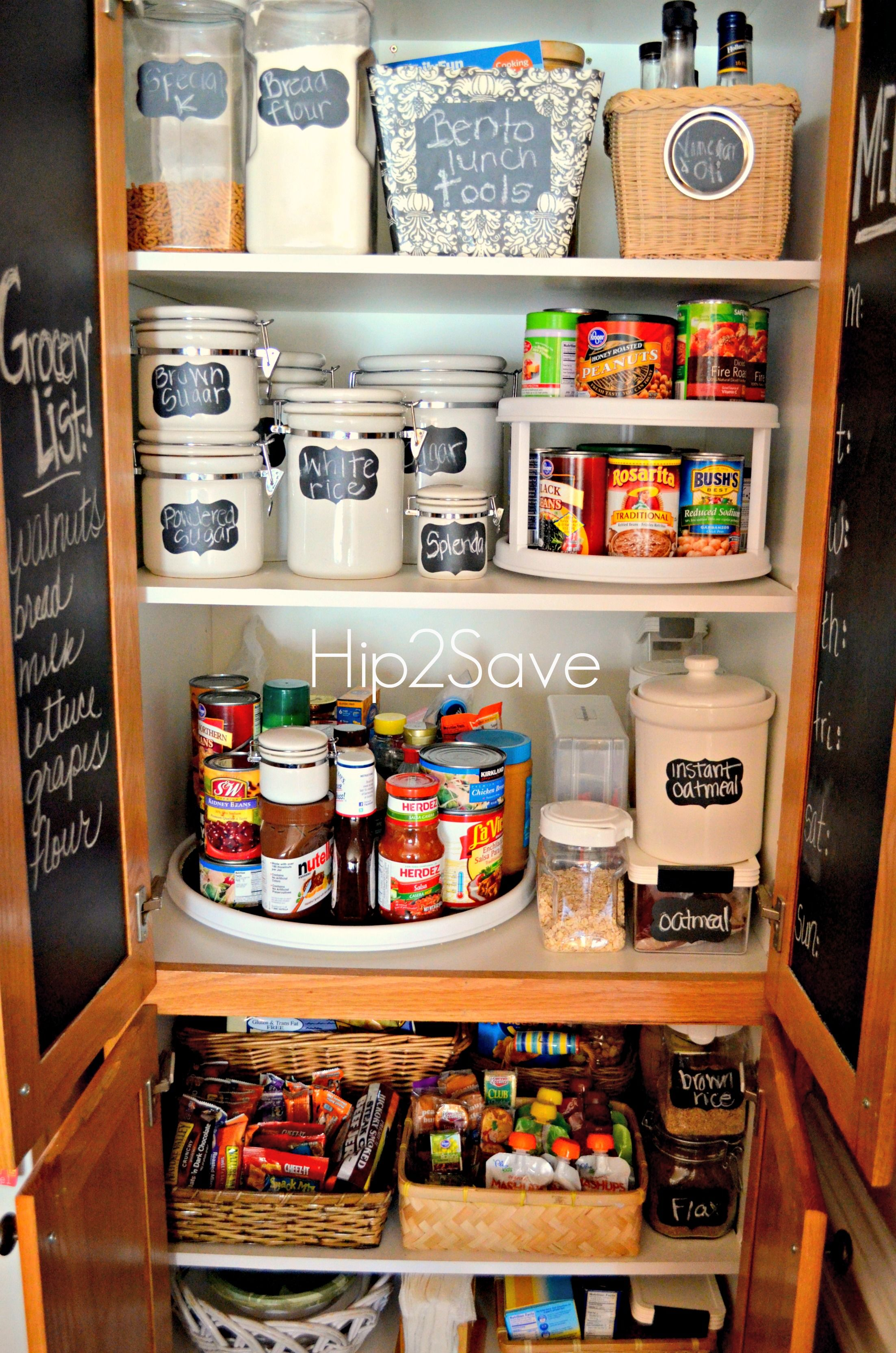 kitchen pantry organization ideas building an outdoor 4 simple tips organisation