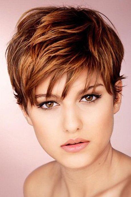 Kurze Frisur Damen Frisuren Pinterest Frisuren Damen Damen