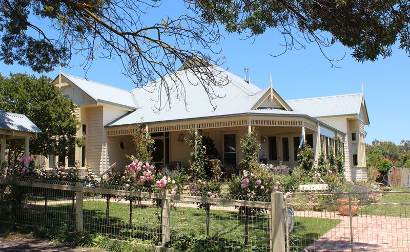 Harkaway Homes 'Fair Dinkum Federation' House Dreaming