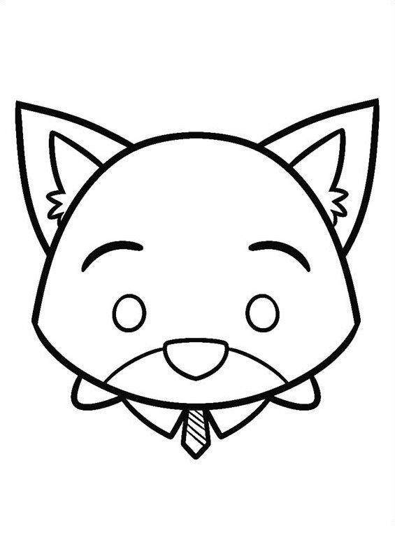 27 coloring pages of Tsum tsum on Kids-n-Fun.co.uk. On