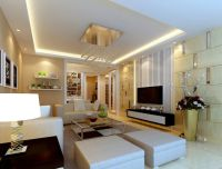 tv Room Designs | Living room TV wall partition design ...