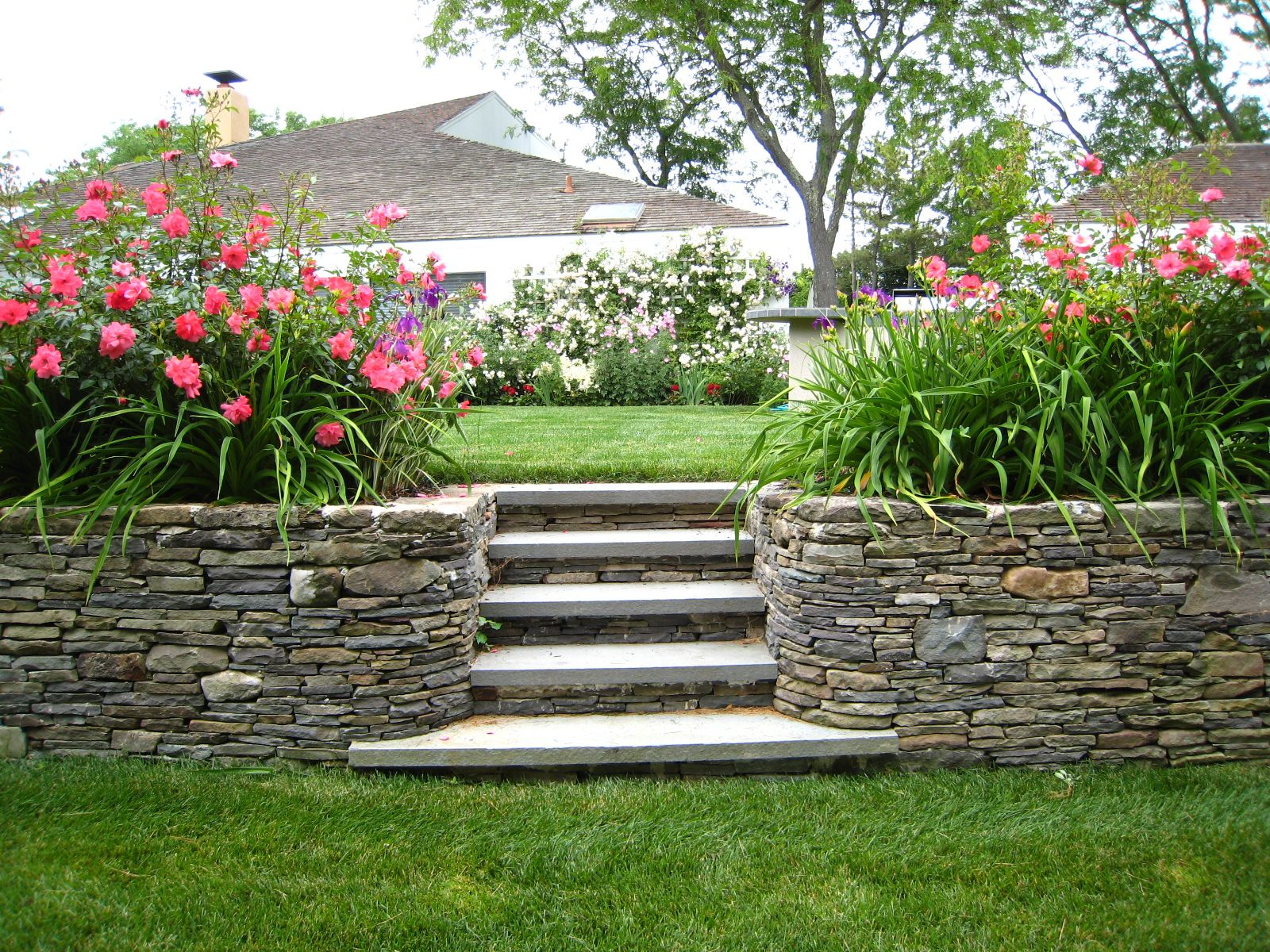 Designs Of Landscape Architecture Gardens Steep And Landscaping