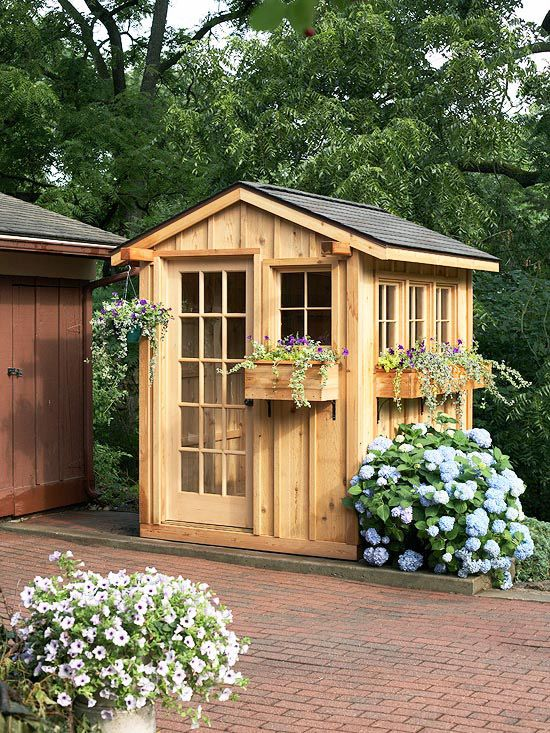 A Gallery Of Garden Shed Ideas Prefab Walls And Gardens