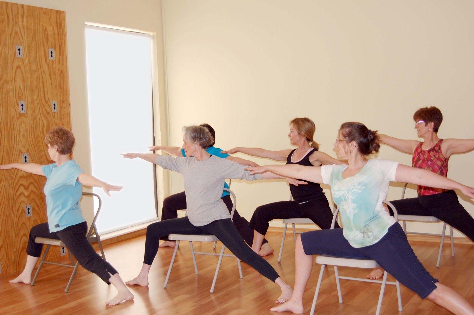 chair games for seniors flip beds free yoga 43yoga 43poses 43for 43seniors