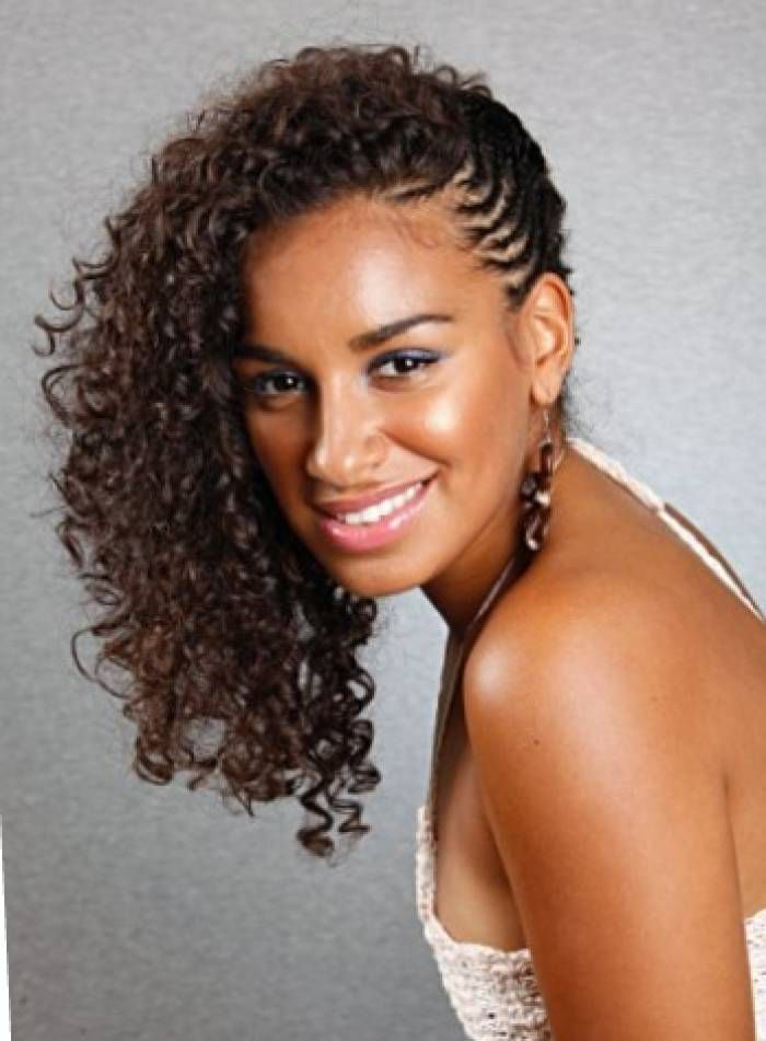 Curly Hairstyles For Black Women Looking For Beautiful Short