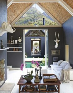 dark backdrop is one of the most stylish choices you can make when decorating also rh pinterest