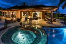 Magnificent Island-inspired Custom Home Features