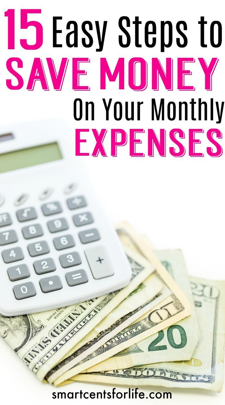 15 Ideas To Save Money On Your Monthly Bills