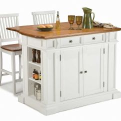 Kitchen Island Breakfast Bar Upper Cabinets With Glass Doors Storage For The Home