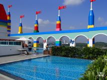 Legoland Malaysia' Rooftop Swimming Pool Personal