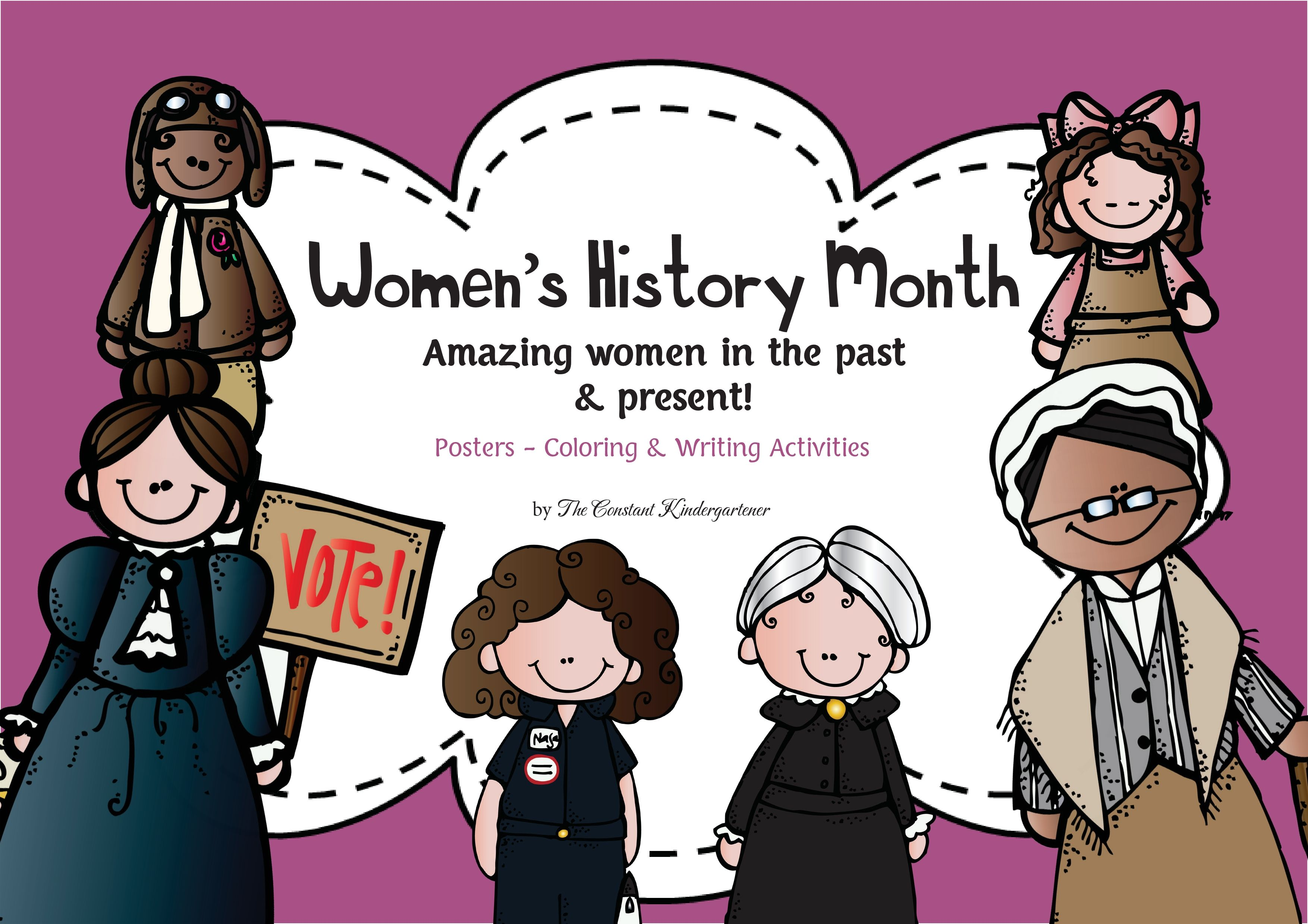 Free Women S History Month