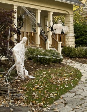 Good Halloween Haunted House Ideas Life123 My Style