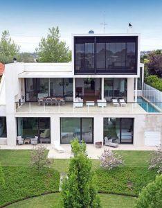 Modern house plans  designs in architecture also design ideas pinterest rh
