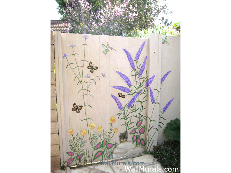 Outside Wall Murals Outdoor Mural Examples Murals And Stencils