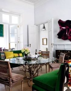 Anne marie midy  jorge almada casamidy real homes also house garden chairs pinterest living rooms and spaces rh za
