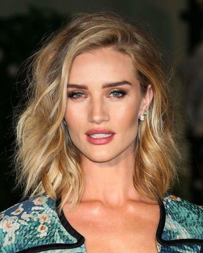 Frisuren Frauen Mittellange Haare Moderne Damenfrisuren 2017