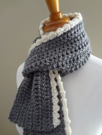 Crochet+Scarf+Pattern+Beginner