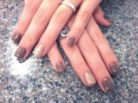Fall Nails - Taupe nail color! | Pamper Yourself ...