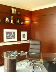 Barry wachtel contemporary home office other metros   interiors chicago also rh pinterest