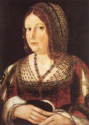 spanish seamstress - hispano-flemish