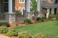 Front Entrance Landscaping Ideas - Front Yard Landscape ...