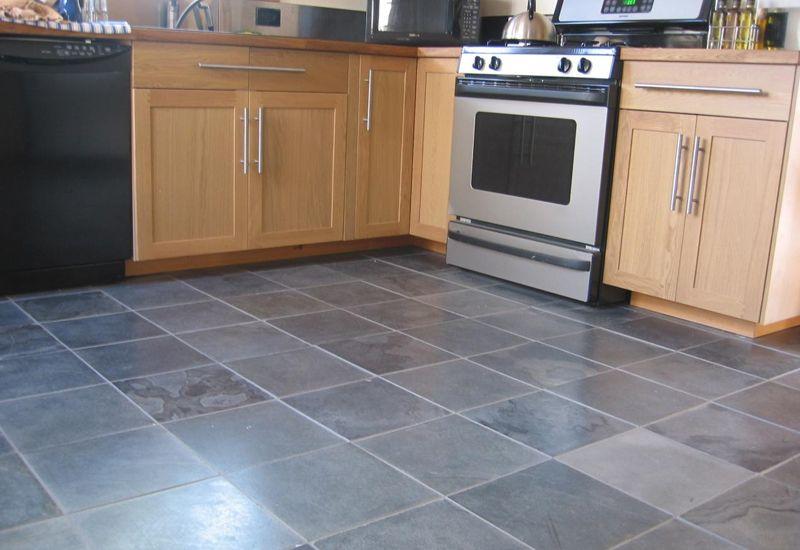 linoleum flooring patterns  Kitchen Flooring Contractors