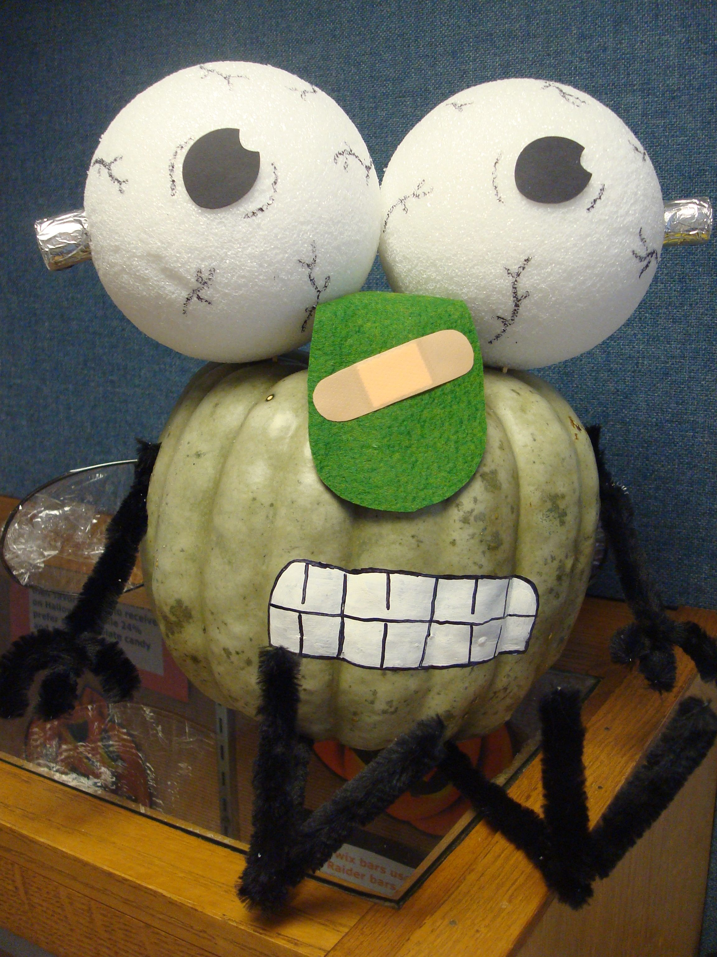 Frankenfly From Fly Guy And The Frankenfly A Book In The