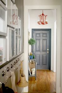 Decorating Our (Small) Back Entryway | Small entryways ...
