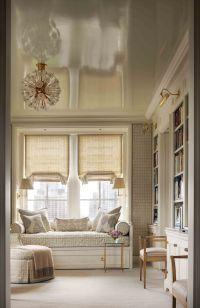 Library Window Seat - John B. Murray Architect. Love that ...