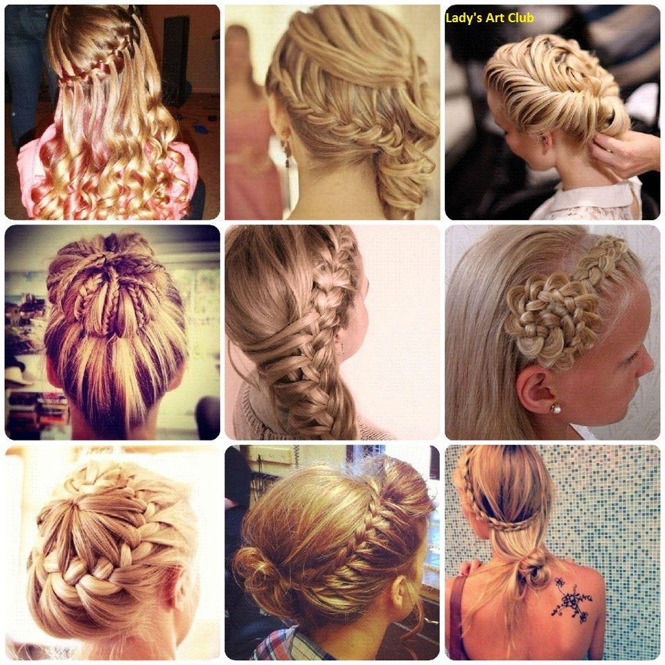 Easy Hairstyles With Steps Adorable Hairstyles For Girls