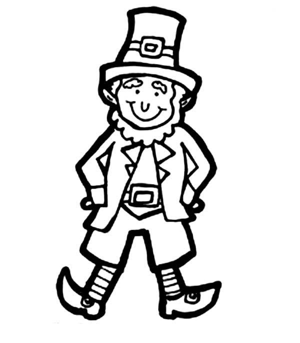 Leprechaun, : Classic Leprechaun Costume for Parade