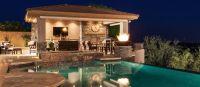 Negative Edge Pool, Spa, Outdoor Kitchen, Ramada ...