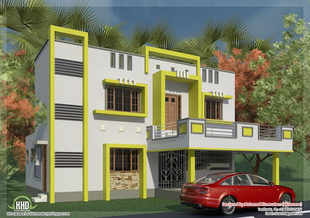 Tamilnadu Homes Designs – Idea Home And House