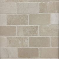Subway-Tile-Tumbled-Travertine | M project | Pinterest ...