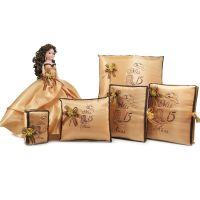 Western quince pillow | Charro XV Theme | Pinterest ...