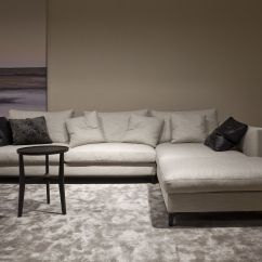 Crescent Sofa Camerich L Shaped Leather Singapore La Sectional Sofas