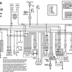 Honda Cb750k Wiring Diagram Pwm Cb750 Auto Electrical Related With