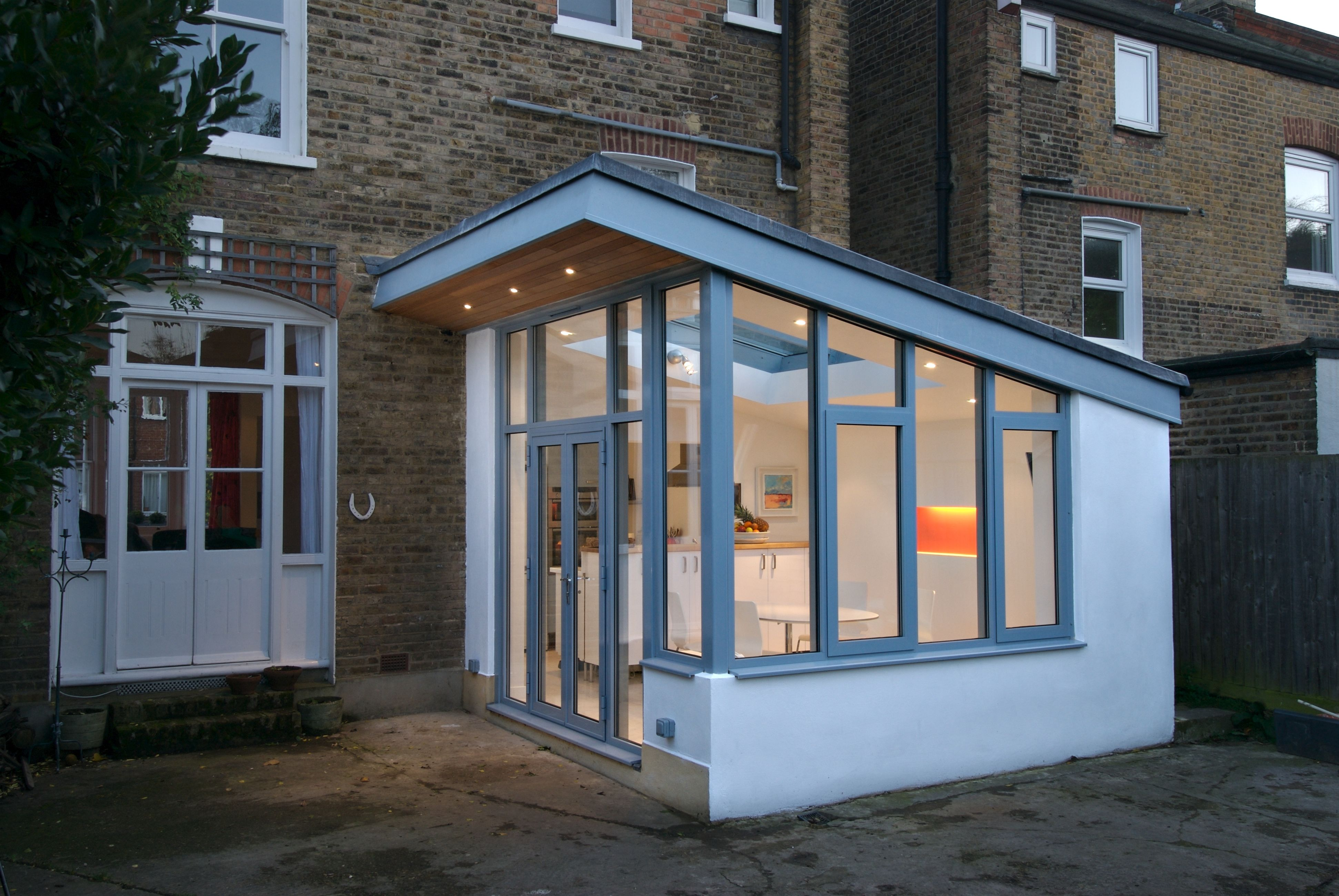 Small Kitchen Extension Conservatory Kitchen Extension