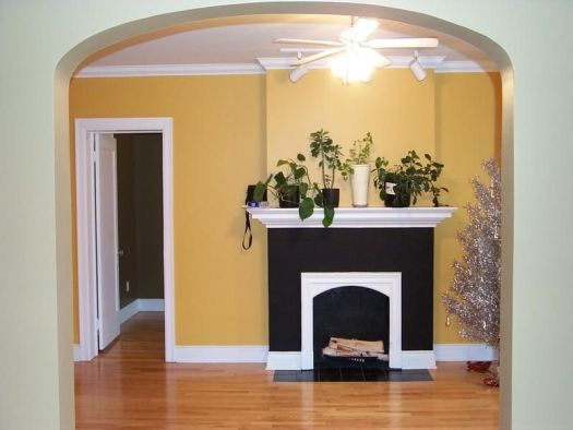 Best House Paint Interior With Yellow Color Http Lovelybuilding Com