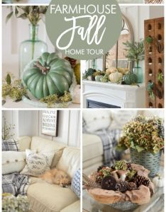 Awesome diy home decor fall tour stories  to  also by rh pinterest